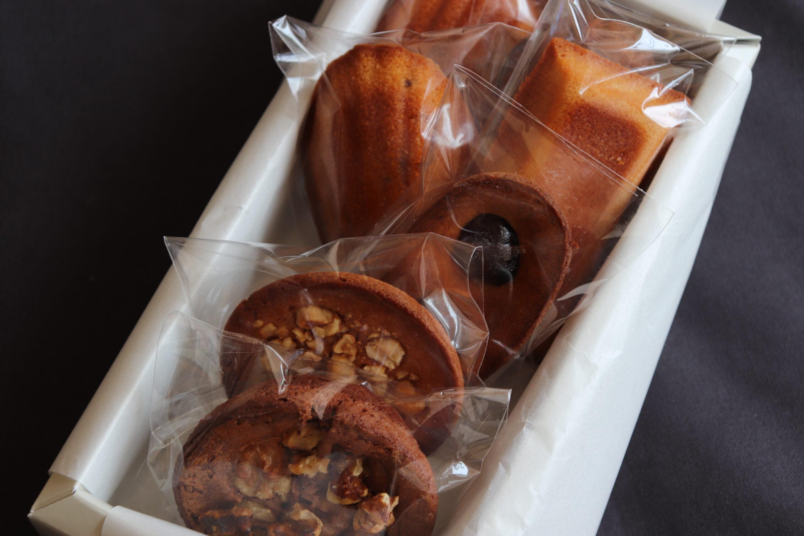 パリ・セヴェイユ 「焼き菓子」